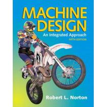 Machine Design by Robert L. Norton, 9780133356717