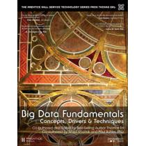 Big Data Fundamentals: Concepts, Drivers & Techniques by Thomas Erl, 9780134291079