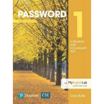 Password 1 by Linda Butler, 9780134399348