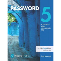 Password 5 by Linda Butler, 9780134399393