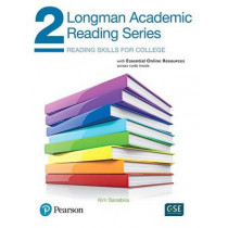 Longman Academic Reading Series 2 with Essential Online Resources by Kim Sanabria, 9780134663388