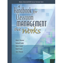 A Handbook for Classroom Management that Works by ASCD, 9780135035818