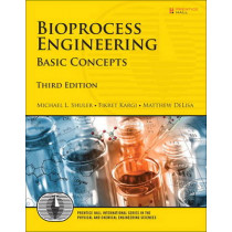 Bioprocess Engineering: Basic Concepts by Michael L. Shuler, 9780137062706