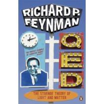 Qed: The Strange Theory of Light and Matter by Richard P. Feynman, 9780140125054