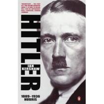 Hitler 1889-1936: Hubris by Ian Kershaw, 9780140133639