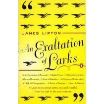 Exaltation of Larks by James Lipton, 9780140170962