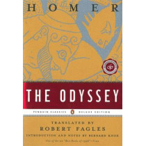 The Odyssey by Homer, 9780140268867