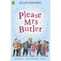 Please Mrs Butler by Allan Ahlberg, 9780140314946