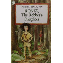 Ronia, the Robber's Daughter (Puffin Books) by Lindgren, Astrid, 9780140317206