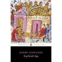 King Harald's Saga by Snorri Sturluson, 9780140441833