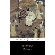 The Analects by Confucius, 9780140443486