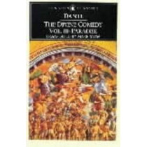 The Divine Comedy: Paradise by Mark Musa, 9780140444438