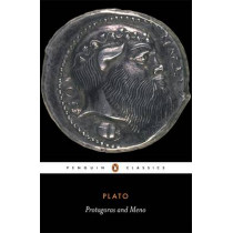 Protagoras and Meno by Plato, 9780140449037