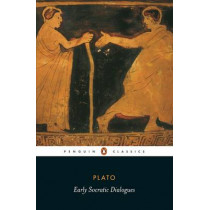 Early Socratic Dialogues by Plato, 9780140455038
