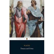 Timaeus and Critias by Plato, 9780140455045