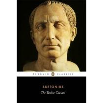 The Twelve Caesars by Suetonius, 9780140455168