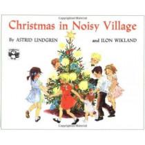 Christmas in Noisy Village by Astrid Lindgren, 9780140503449