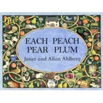 Each Peach Pear Plum by Janet Ahlberg, 9780140509199