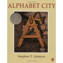 Alphabet City by Stephen Johnson, 9780140559040