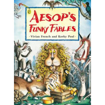 Aesop's Funky Fables by Unknown, 9780140562460