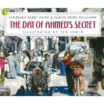 The Day of Ahmed's Secret by Florence Parry Heide, 9780140563535