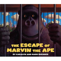 Escape of Marvin the Ape by Caralyn Buehner, 9780140565034