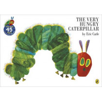 The Very Hungry Caterpillar by Eric Carle, 9780140569322