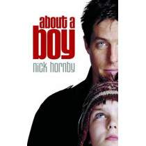 About a Boy by Nick Hornby, 9780141007335