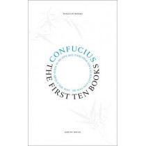 The First Ten Books by Confucius, 9780141023809
