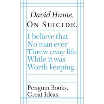 On Suicide by David Hume, 9780141023953