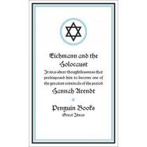 Eichmann and the Holocaust by Hannah Arendt, 9780141024004