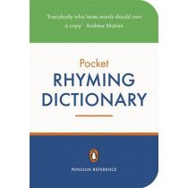 Penguin Pocket Rhyming Dictionary by Rosalind Fergusson, 9780141027210
