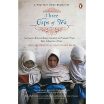 Three Cups of Tea by Greg Mortenson, 9780141034263