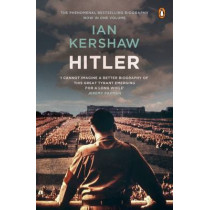 Hitler by Ian Kershaw, 9780141035888