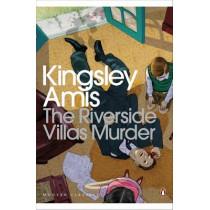 The Riverside Villas Murder by Kingsley Amis, 9780141049564