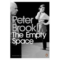 The Empty Space by Peter Brook, 9780141189222
