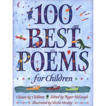 100 Best Poems for Children by Sheila Moxley, 9780141310589