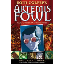 Artemis Fowl: The Graphic Novel by Andrew Donkin, 9780141322964