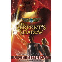 The Serpent's Shadow (The Kane Chronicles Book 3) by Rick Riordan, 9780141335704
