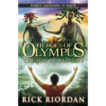 The Son of Neptune (Heroes of Olympus Book 2) by Rick Riordan, 9780141335735