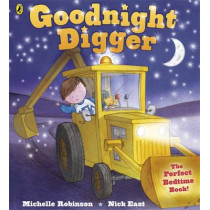 Goodnight Digger by Michelle Robinson, 9780141342849