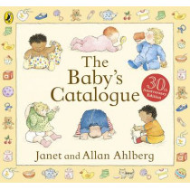 The Baby's Catalogue by Allan Ahlberg, 9780141343365