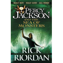 Percy Jackson and the Sea of Monsters (Book 2) by Rick Riordan, 9780141346847