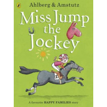 Miss Jump the Jockey by Allan Ahlberg, 9780141352398