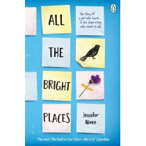 All the Bright Places by Jennifer Niven, 9780141357034