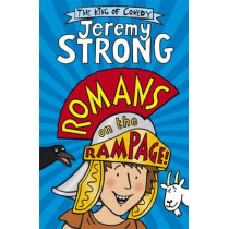 Romans on the Rampage by Jeremy Strong, 9780141357713