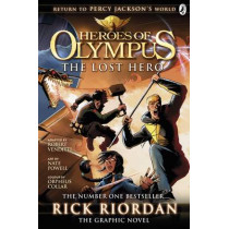 The Lost Hero: The Graphic Novel (Heroes of Olympus Book 1) by Rick Riordan, 9780141359984