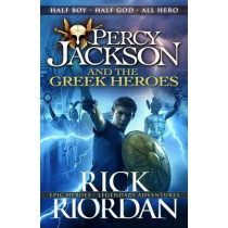 Percy Jackson and the Greek Heroes by Rick Riordan, 9780141362250