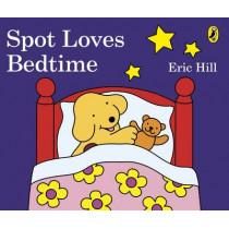 Spot Loves Bedtime, 9780141362861