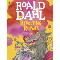 Revolting Rhymes (Colour Edition) by Roald Dahl, 9780141369327